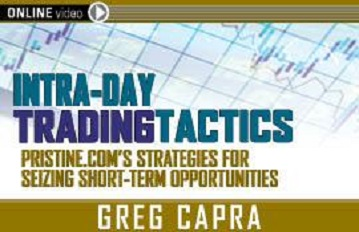 Intra-Day Trading Tactics