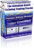 Definitive Guide to Swing Trading Stocks